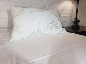 Sleepbee Queen Size Luxurious Bamboo Pillow-how to wash bamboo pillows